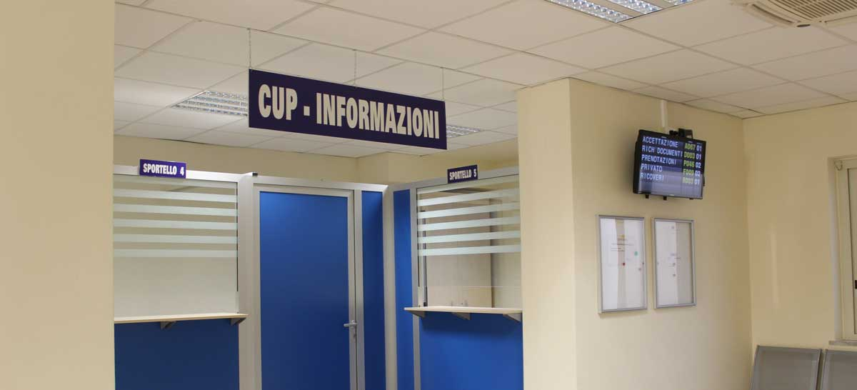 Prenotazioni casa di cura Macchiarella Palermo